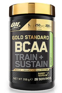 Optimum Nutrition Gold Standard BCAA Train&Sustain 266g