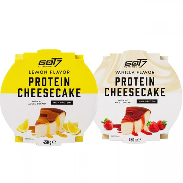 GOT7 Protein Cheesecake
