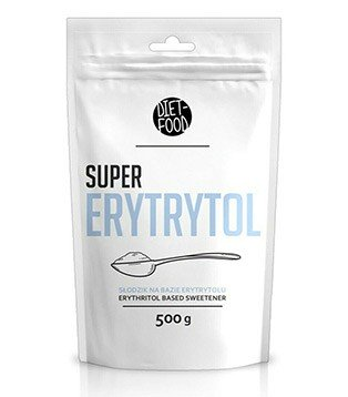 Diet Food Erythrit 500g Zuckerersatz