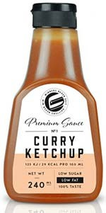 got7 curry ketchuup premium sauce
