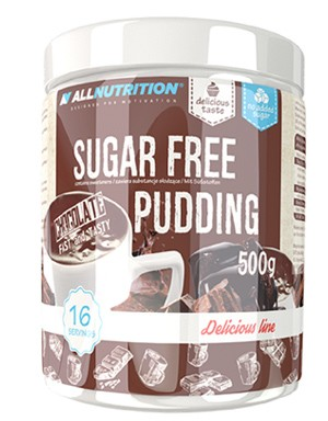 ALLNutrition Sugar Free Pudding 500g