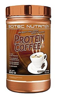 Scitec Nutrition Protein Coffee 600g