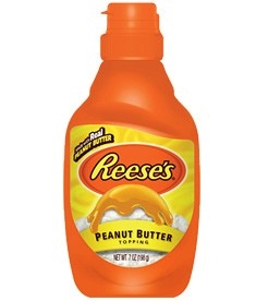 Reese's Peanut Butter Syrup Topping 198g