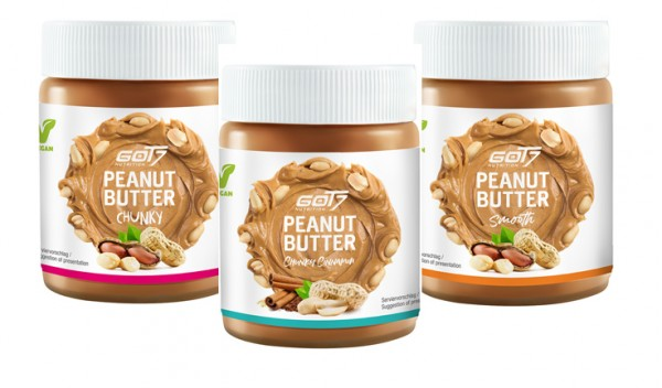 GOT7 - Peanut Butter 3x500g Mix Box