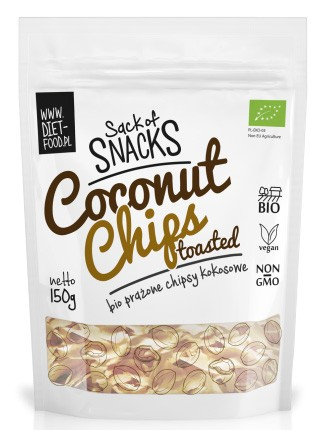 Diet Food - Coconut Chips 150g B-WARE